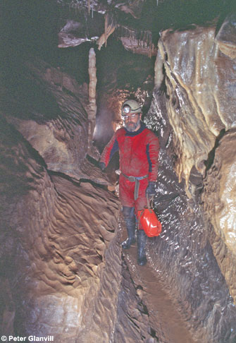 Cave discovered by quarrying, Fairy Cave Quarry