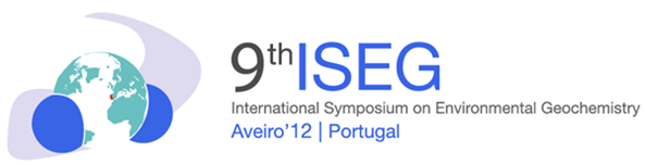 Logo for 9th ISEG conference