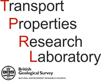 Transport Properties Research Laboratory logo