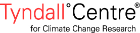 Tyndall Centre for Climate Change Research logo