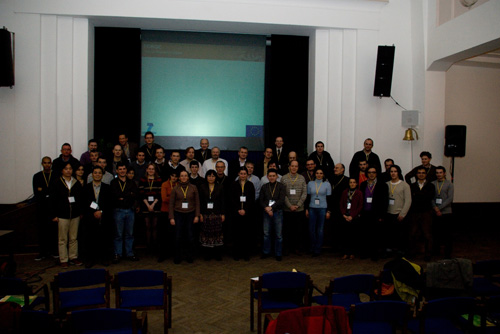 Attendees of the FORGE 2nd General Assembly, FORGE, © CTU in Prague