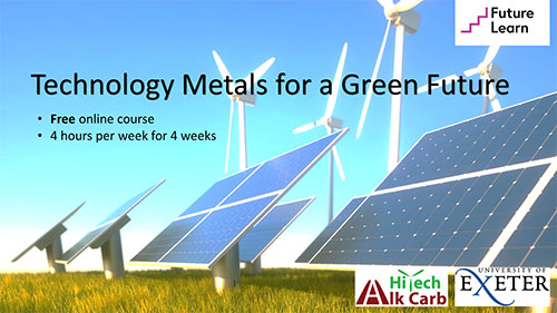 Technology Metals MOOC