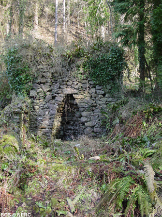 Lime kiln, Rowberrow Bottom
