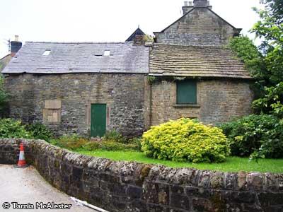 Farm Buildings Cromford Derbyshire C Tarnia McAlester
