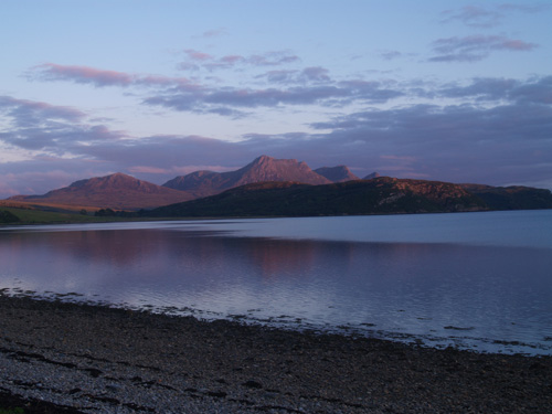 Ben Loyal,north-west Scotland