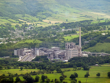Hope Cement Works, Derbyshire, BGS © NERC