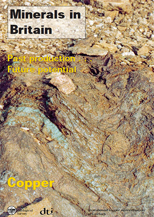 Minerals in Britain: Copper, BGS©NERC