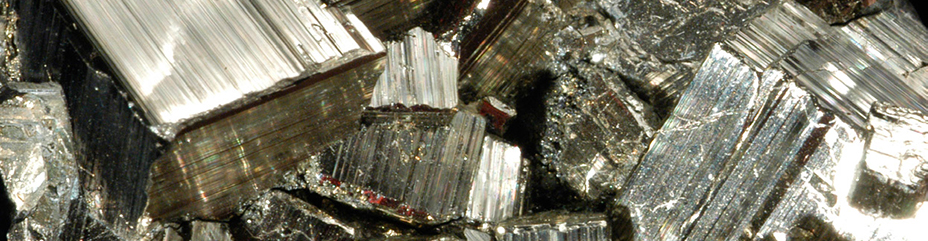 Pyrite mineral specimen from the collections of the British Geological Survey, BGS©NERC