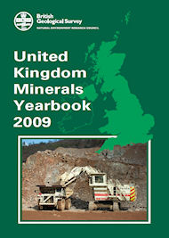 United Kingdom Minerals Yearbook 2009, BGS©NERC