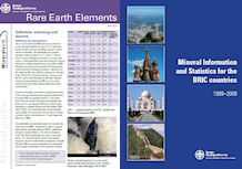 Rare earth profile and BRIC report, BGS©NERC