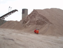 Salt production, BGS©NERC