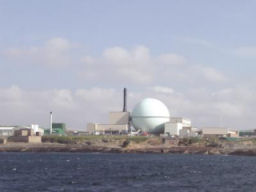 UK nuclear power plant, BGS©NERC