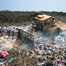 Landfill, © Getty Images.