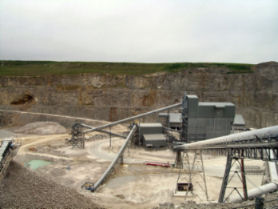 Swinden quarry, BGS©NERC