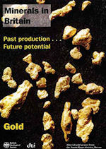 Minerals in Britain: Gold, BGS©NERC