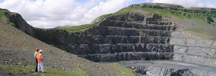Mine & quarry | MineralsUK