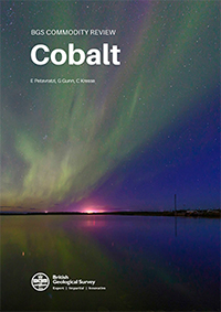 Download BGS Commodity Review - Cobalt, BGS©NERC