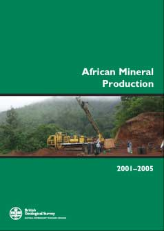 Download African Mineral Production 2001–2005