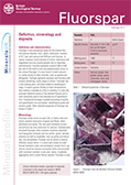 Download Mineral profile - Fluorspar