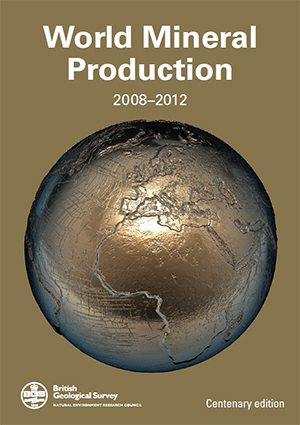 Download World Mineral Production 2008–2012