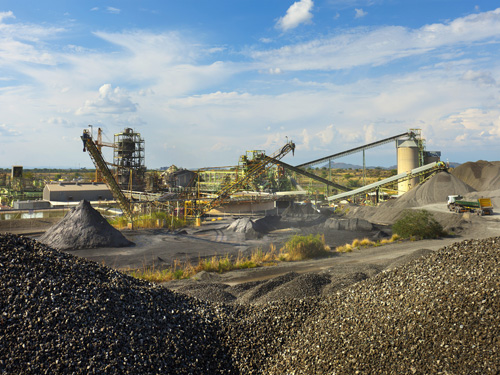 Processing operation at Kroondal platinum mine, Rustenburg, South Africa. ©Anglo American.