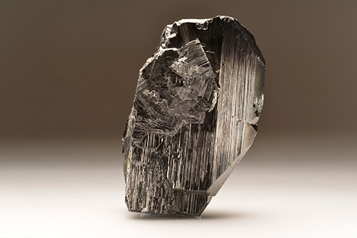 Wolframite, an ore mineral of tungsten, BGS©NERC
