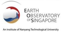 Earth Observatory Singapore logo